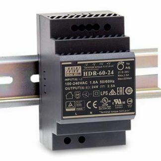 MeanWell HDR-60-12 Schaltnetzteil