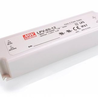 MeanWell LPV-60-12 Schaltnetzteil / LED-Treiber
