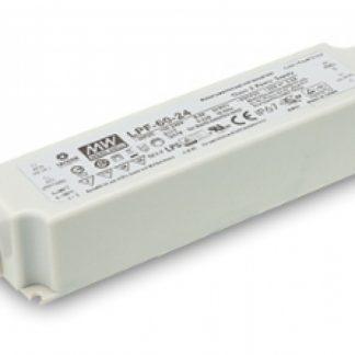 MeanWell LPF-60-24 Schaltnetzteil / LED-Treiber