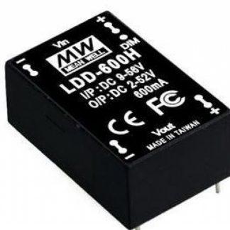 MeanWell LDD-600L Trafo