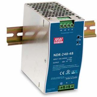 MeanWell NDR-240-48 Schaltnetzteil