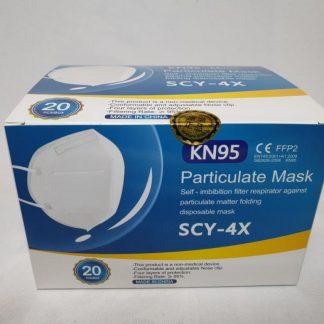 Mund- und Nasenschutz FFP2 SCY-4X Einweg