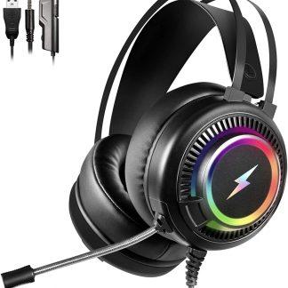 Headset + Mikrofon